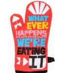Mother's Day Gift Ideas Food - Funny Oven Mitt