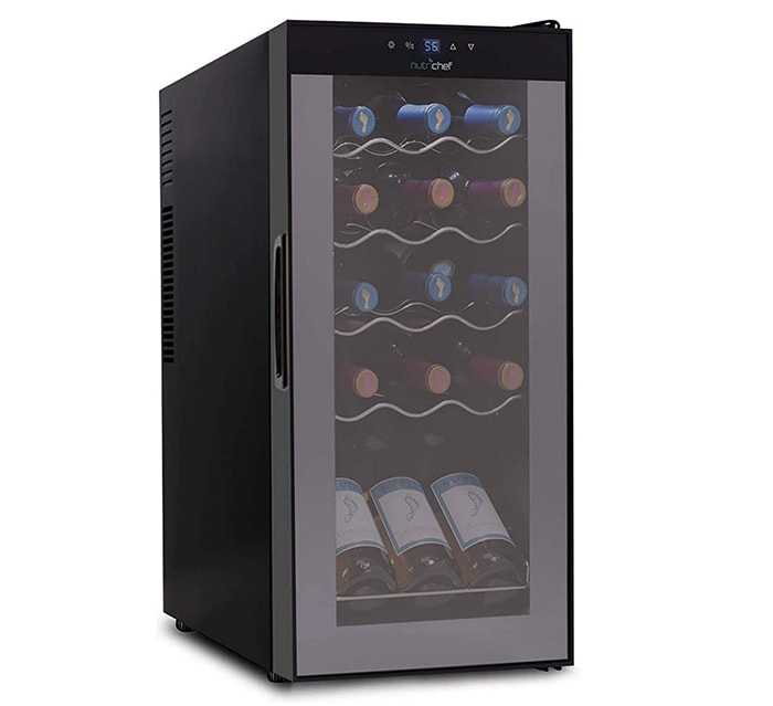 Mother's Day Gift Ideas Food - Wine Fridge