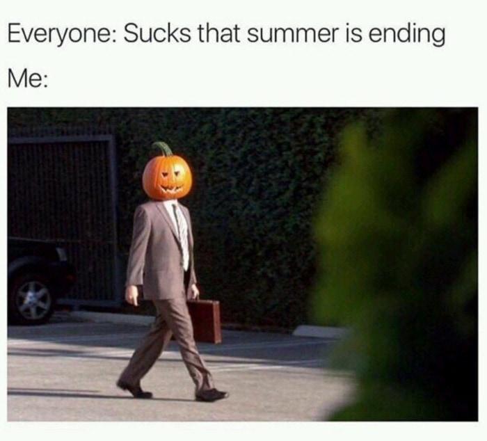 Pumpkin Memes - pumpkin man in suit