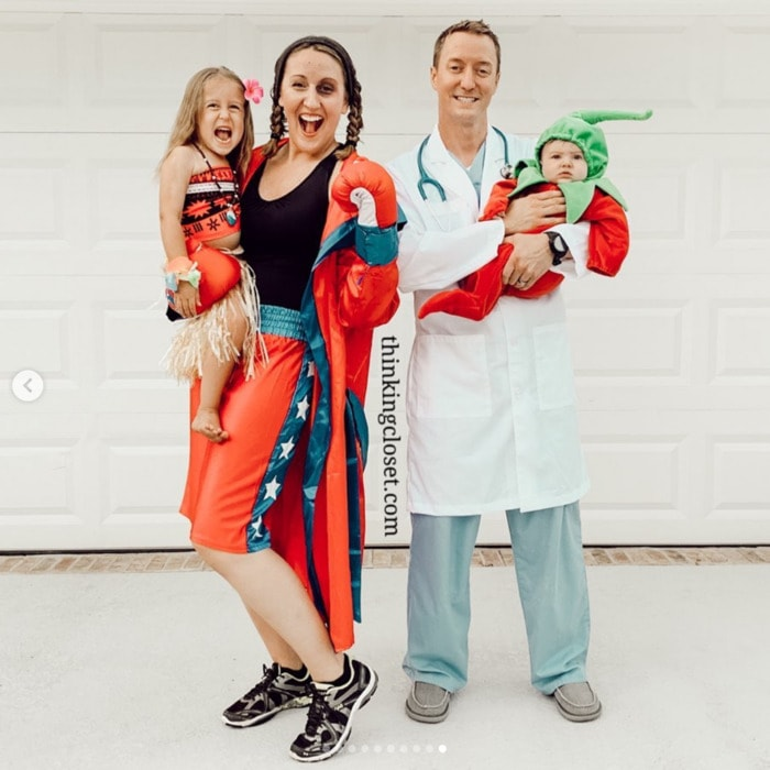 Punny Halloween Costumes - Hawaiian Punch Dr Pepper
