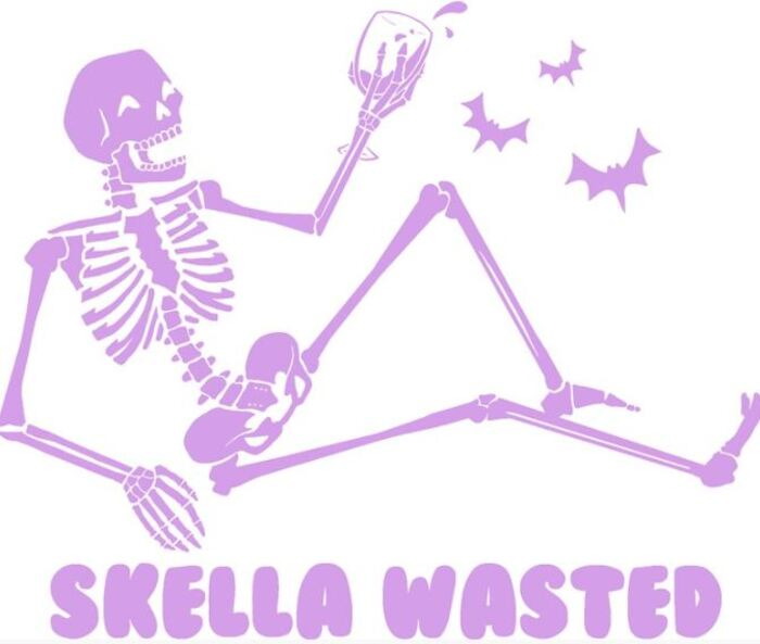 Skeleton Puns - Skella Wasted