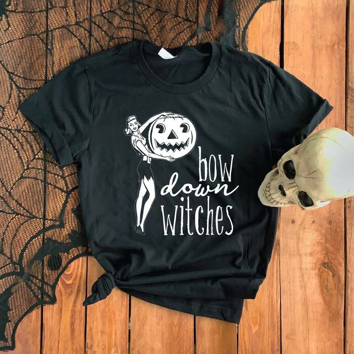 Witch puns - Bow down witches