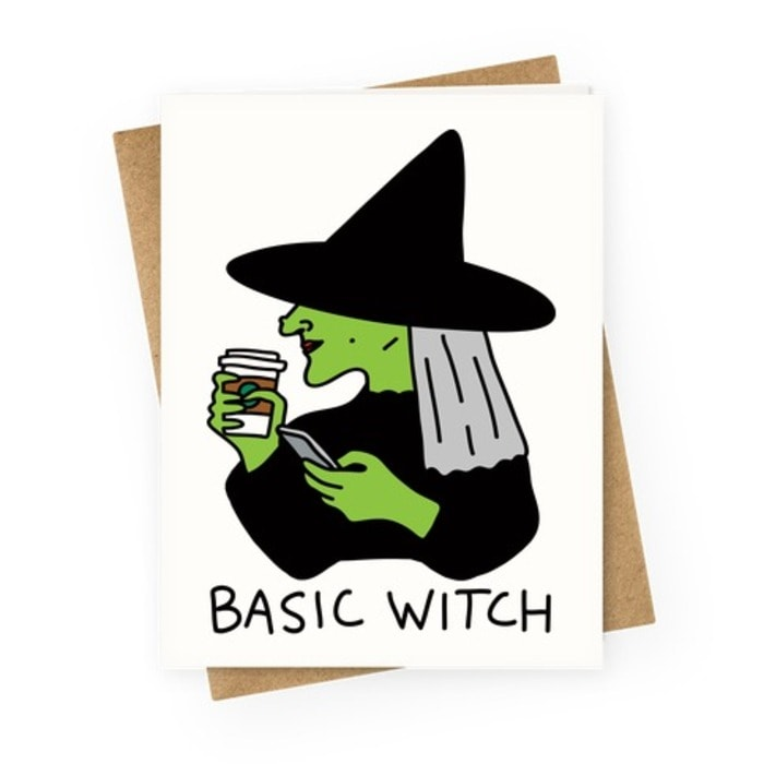 Witch puns - Basic witch