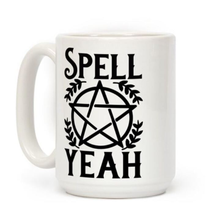 Witch puns - Spell Yeah
