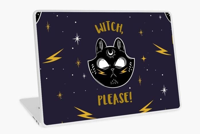 Witch puns - Witch please