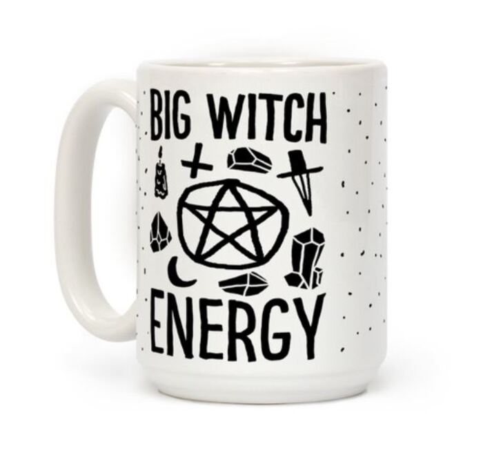 Witch puns - Big witch energy