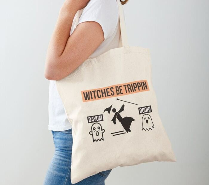 Witch puns - Witches be trippin