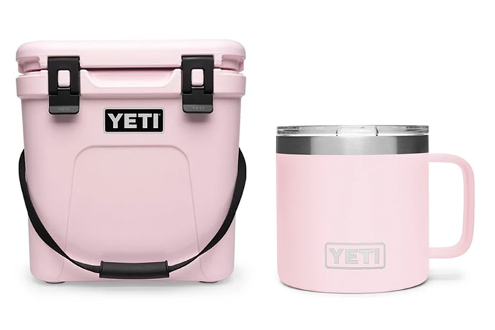 Yeti Ice Pink Collection