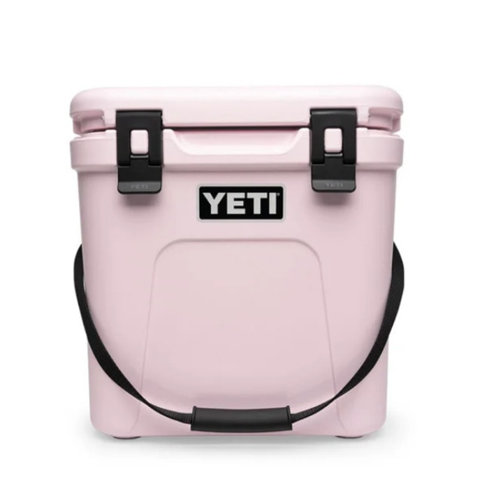 Yeti Ice Pink Collection - Roadie 24 Hard Cooler