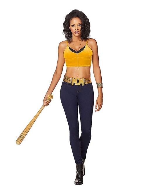 Female Superhero Costume Ideas - Black Canary
