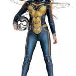 Female Superhero Costume Ideas - Wasp