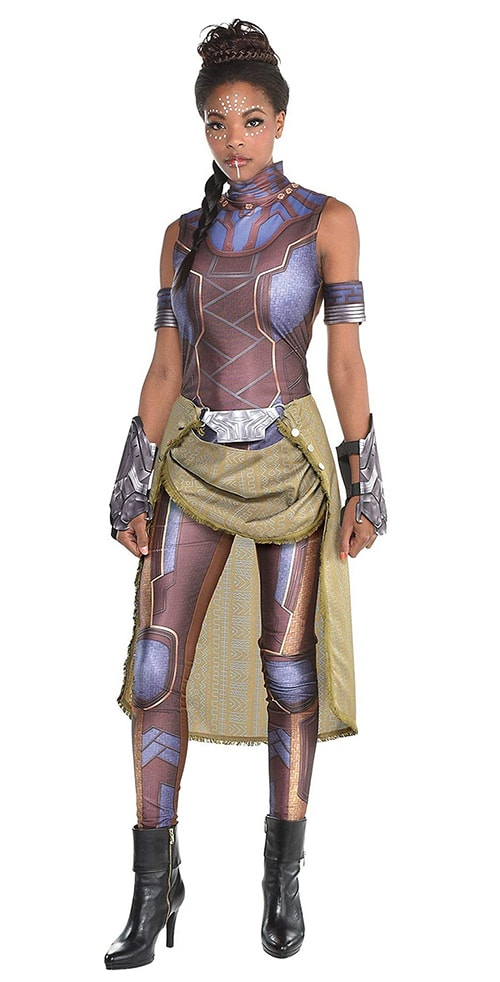 Female Superhero Costume Ideas - Shuri
