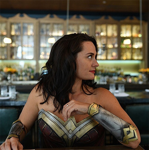 Female Superhero Costume Ideas - Wonder Woman