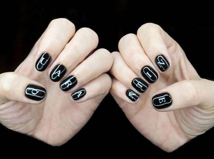 2020 Nails - Quarantine Nails