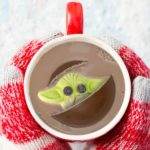Baby Yoda Hot Cocoa Bomb - Pin