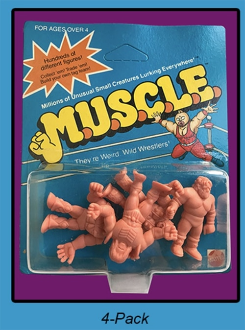 Buff Bear Bread - Muscle Guys