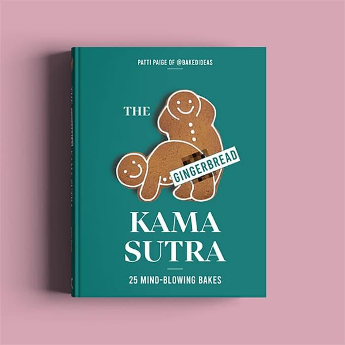 Cheap Gift Ideas - Gingerbread Kama Sutra