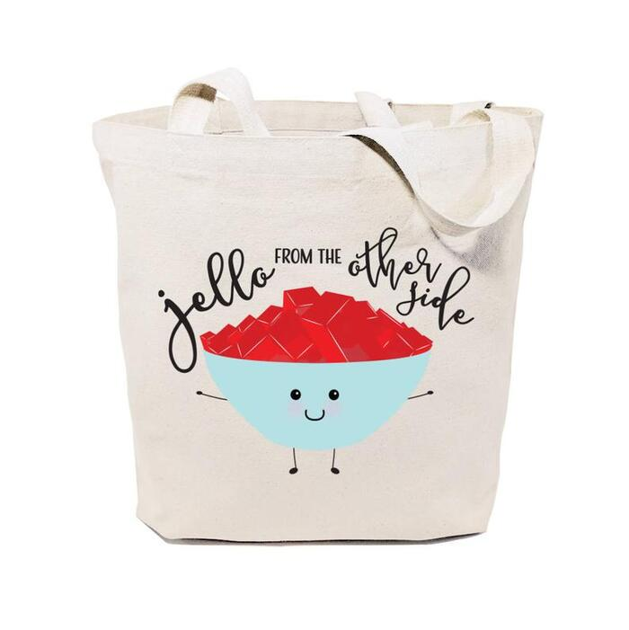 Dessert Puns -Jello from the other side