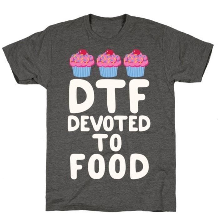 Dessert Puns - DTF Devoted to Food