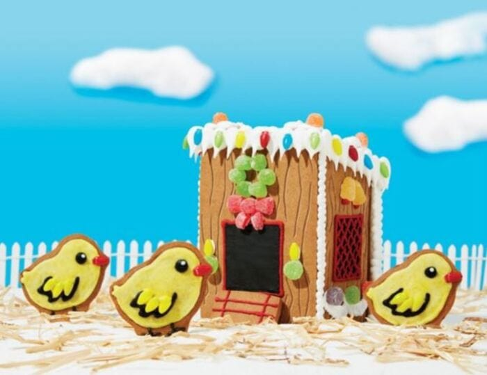 Funny Gingerbread House Ideas - Chicken Coop