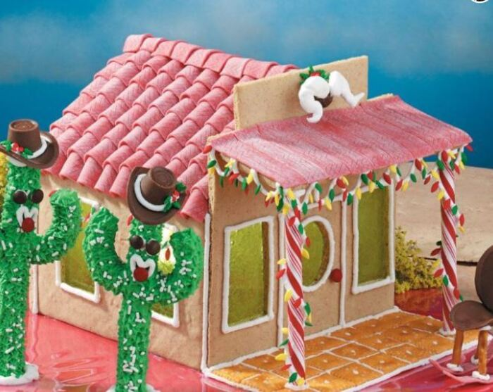 Funny Gingerbread House Ideas - Ranch House