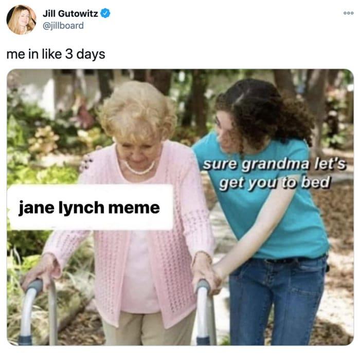 Funny Tweets from Women This Week - Grandma