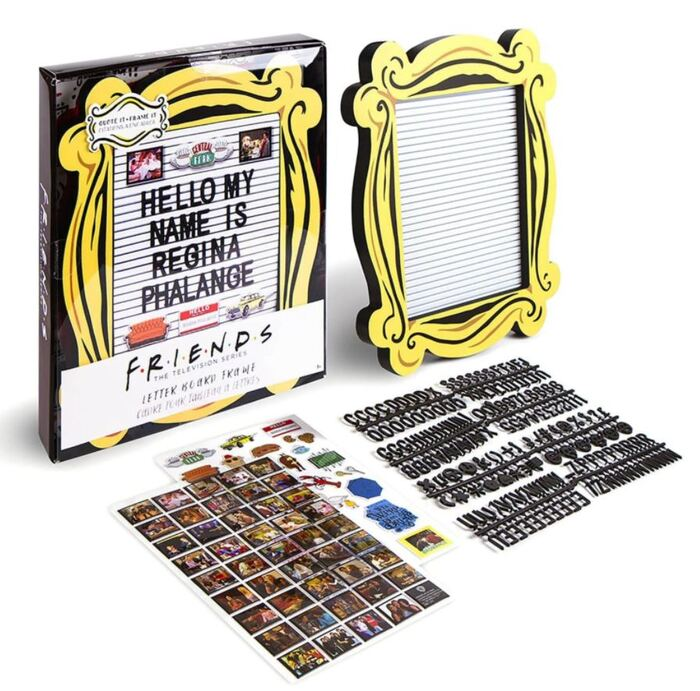Gifts Under $25 - Friends Letterbox frame