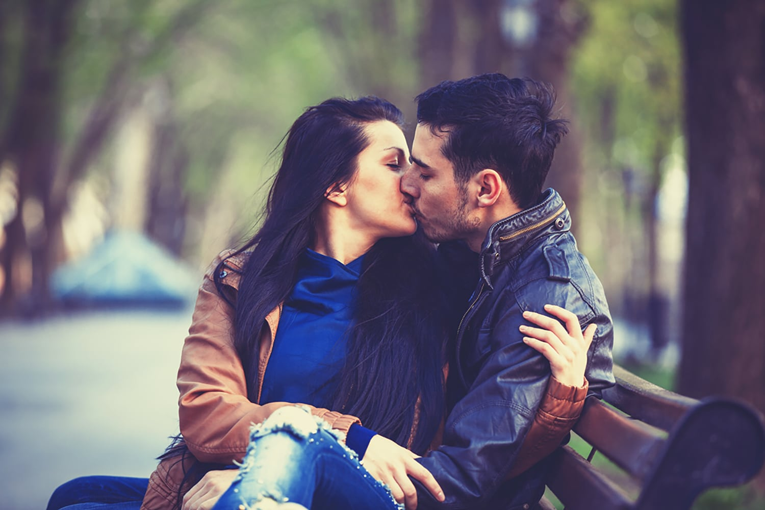 Tongue kissing is what 11 Types
