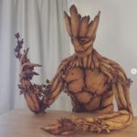 Life Size Gingerbread - Groot