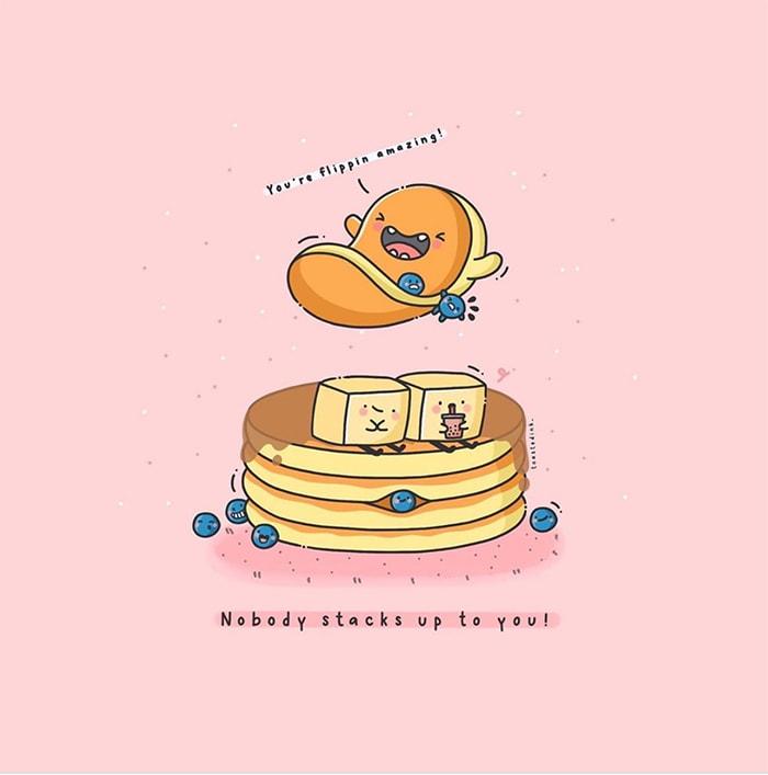 Pancake Puns - Flip