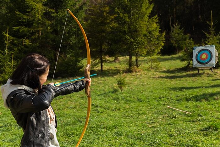 Sagittarius Memes - Archer in Woods