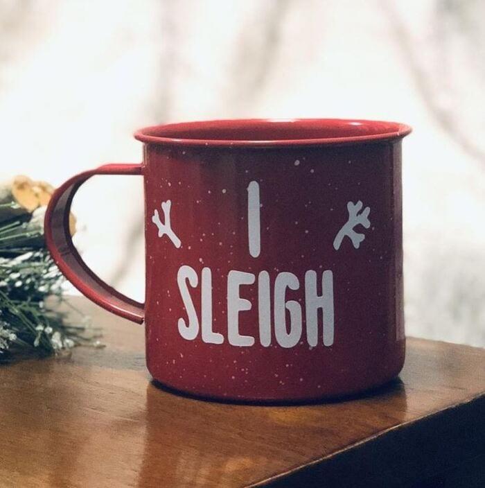 Sleigh Puns - I Sleigh