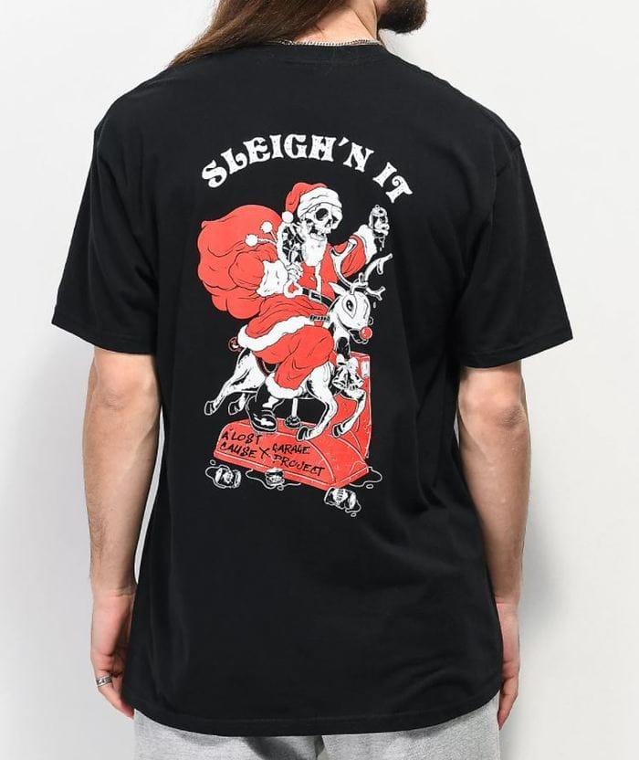 Sleigh Puns - Sleighin' It