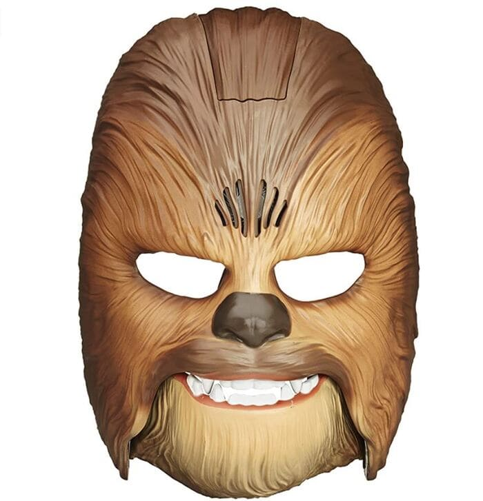 Star Wars Gifts - Chewbacca Talking Mask