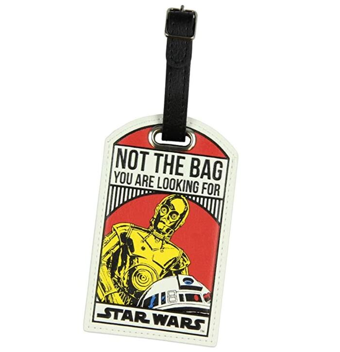 Star Wars Gifts - This is not the bag you're looking for luggage tag