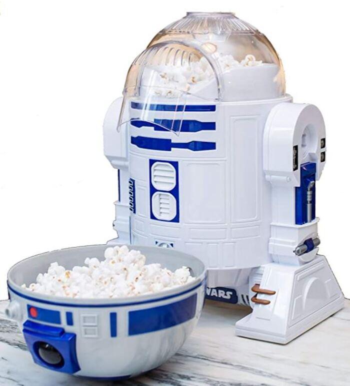 Star Wars Gifts - R2D2 popcorn maker