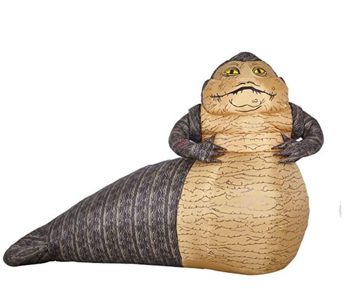 Star Wars Gifts - Jabba the Hutt Lawn Inflatable