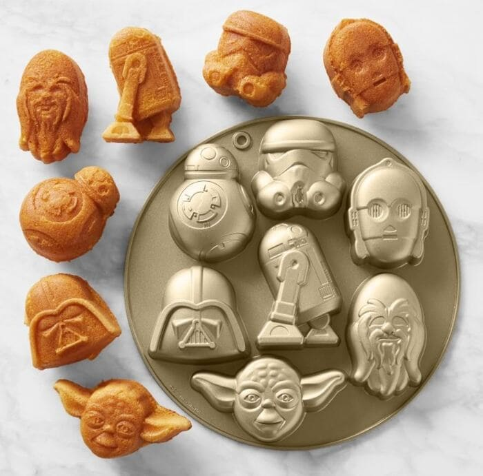 Star Wars Gifts - Cakelet Pan