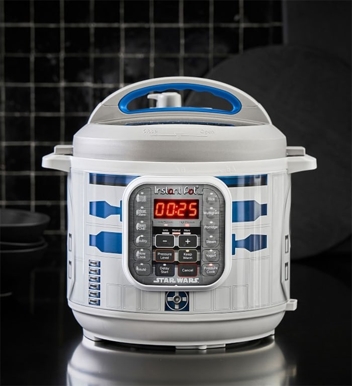Star Wars Gifts - R2-D2 Instant Pot
