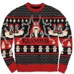 Ugly Christmas Sweaters - Krampus