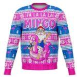 Ugly Christmas Sweaters - Fa la la la Mingo