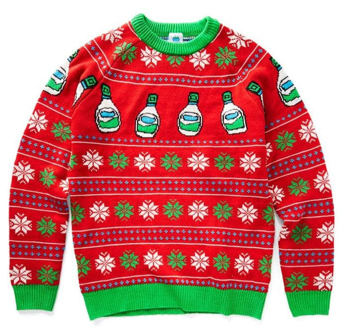Ugly Christmas Sweaters - Ranch Dressing