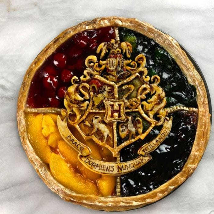 Unique Pies - Harry Potter