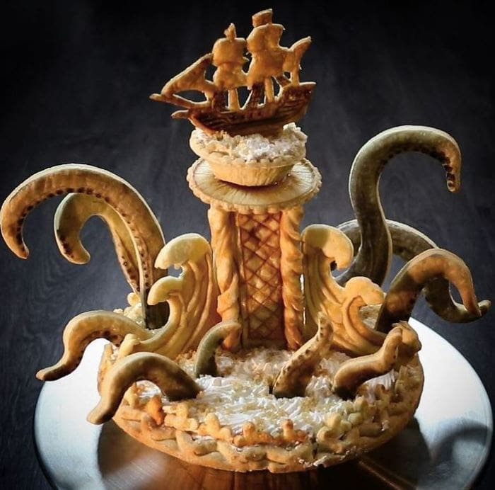 Unique Pies - Kraken