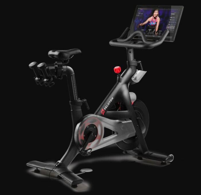 Wellness Gifts - Peloton Bike Plus