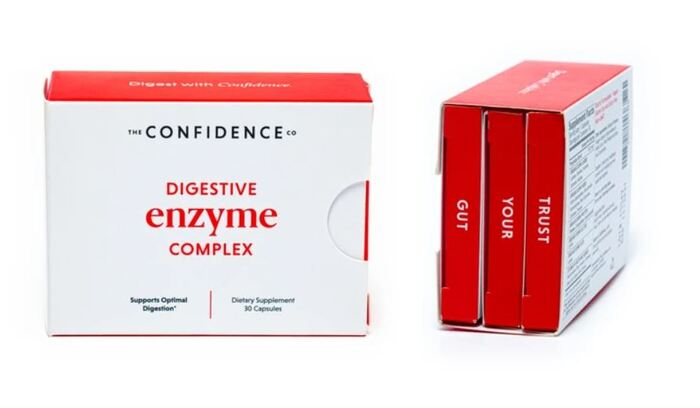 Wellness Gifts - The Confidence Co. Digestive Enzyme Complex