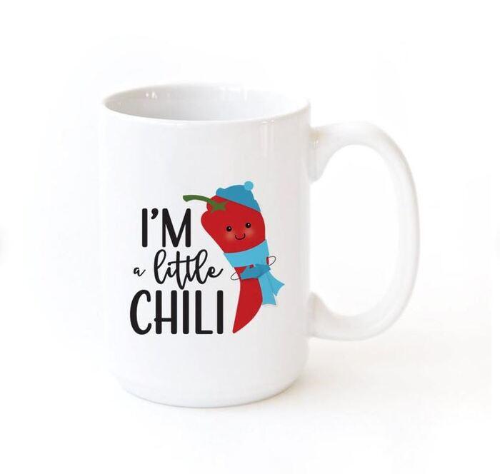 Winter Puns - I'm a little chili chili