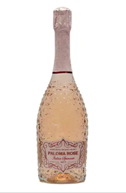 Champagne Sweetness Scale - Paloma Rosè Secco