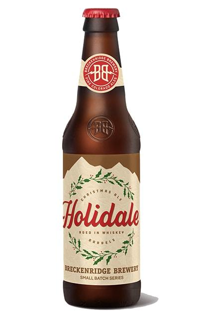 Christmas Beers - Breckenridge Brewery Holidale