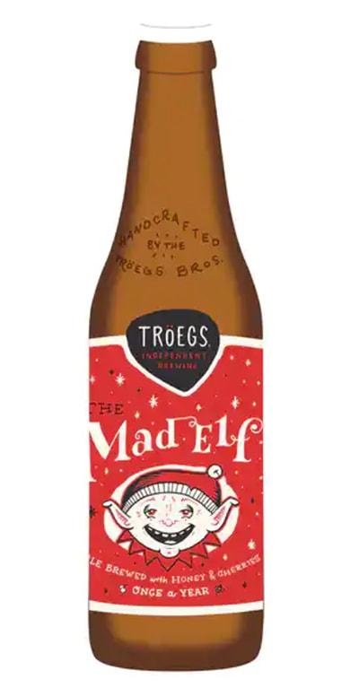 Christmas Beers - Troegs Mad Elf Ale